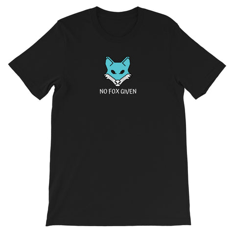 NO FOX GIVEN T-SHIRT (MORE)