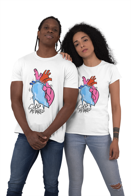 DRIPPY HEART T-SHIRT