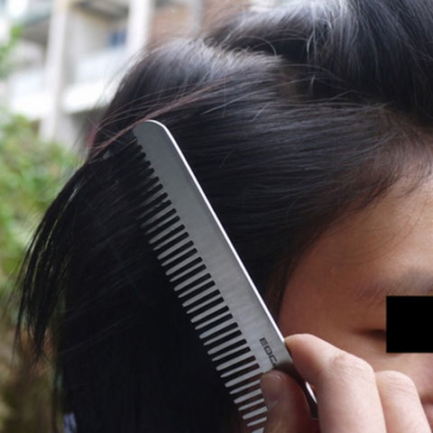 Portable Pocket Hair Comb