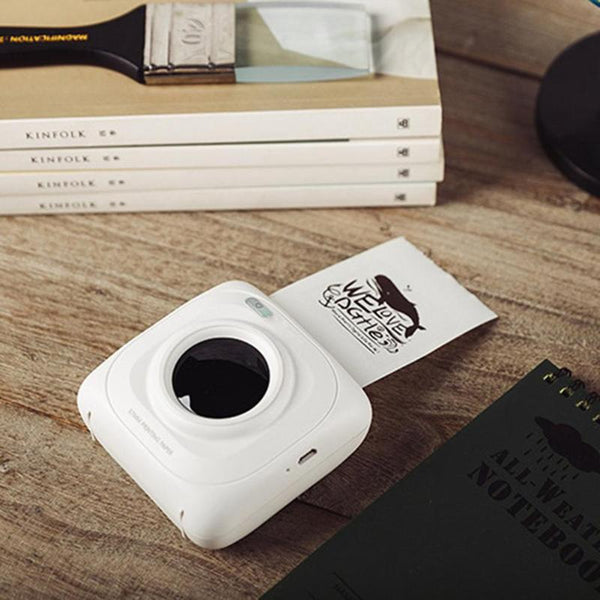 Portable Bluetooth 4.0 Thermal Photo Printer