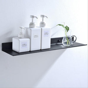 Metal Black Shelves 30-60cm