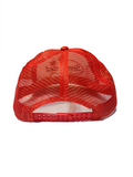 Simulated 2020 Trucker Hat Red
