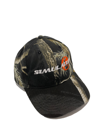 Simulated Realtree Camo Hat