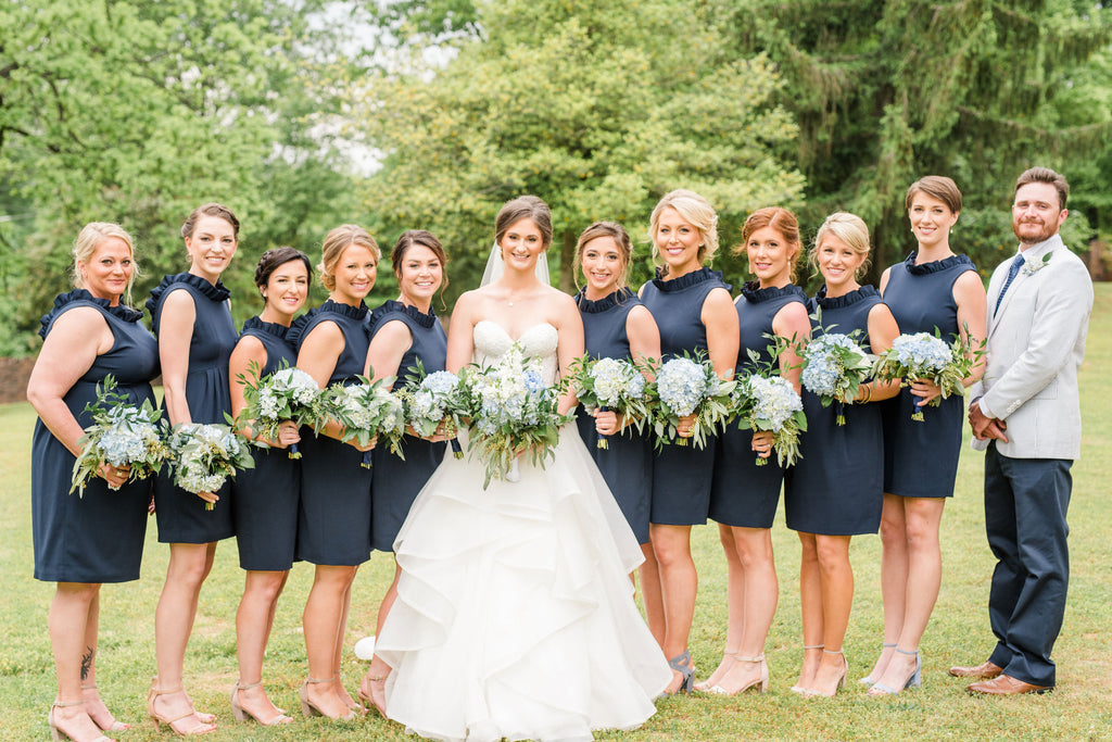 Walsh Bridal Party