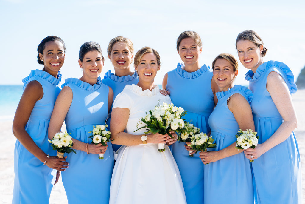 Katy's Bridal Party