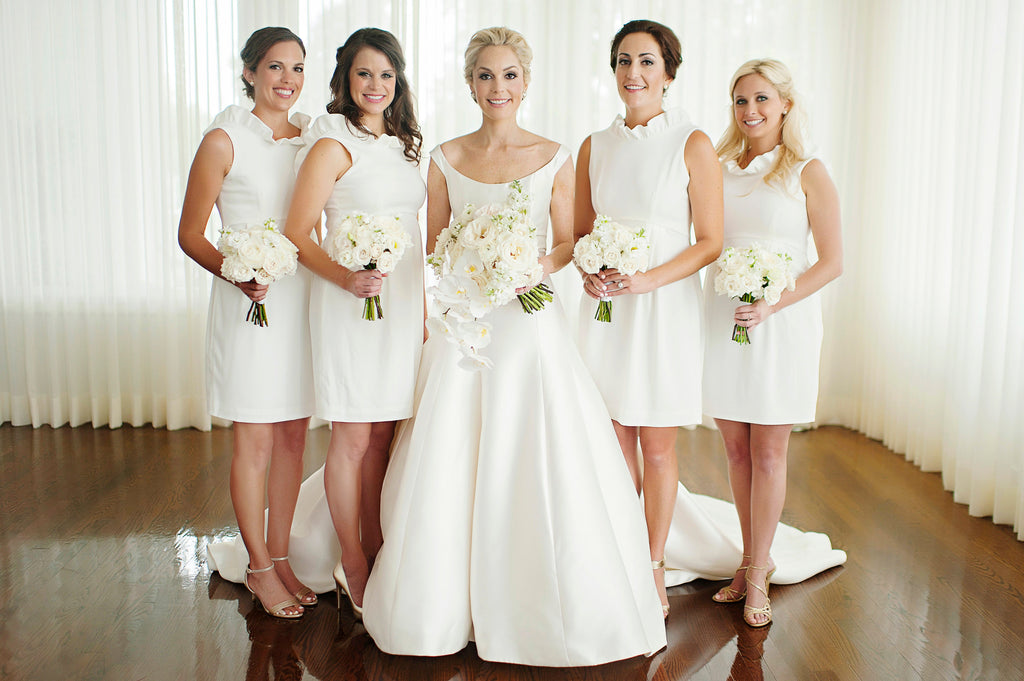 Bommarito Bridal Party