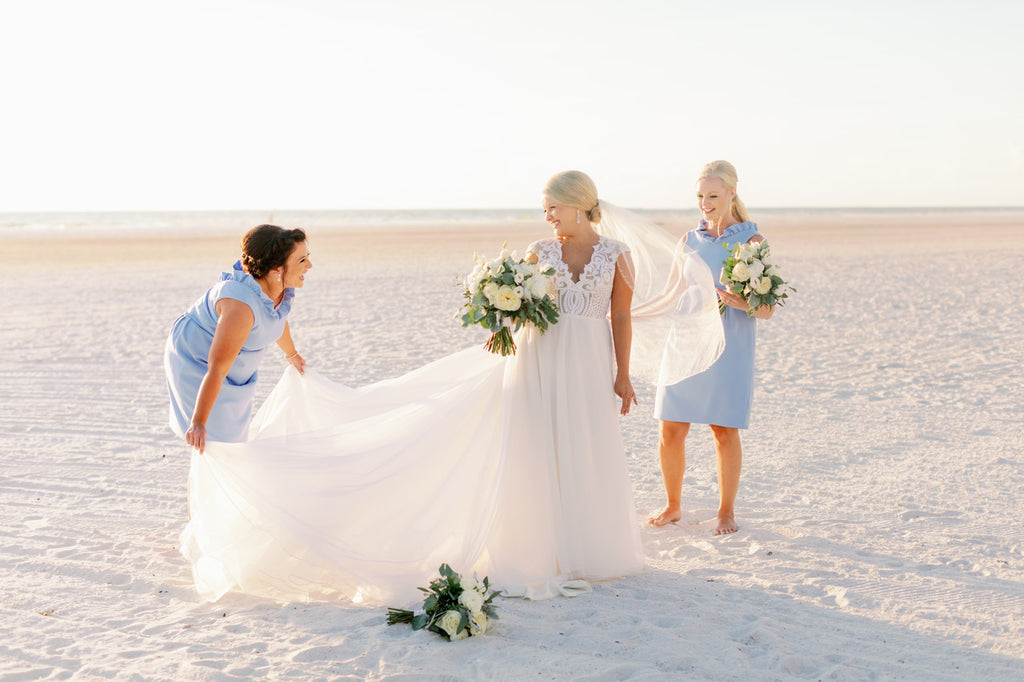 Sara's Beach Wedding