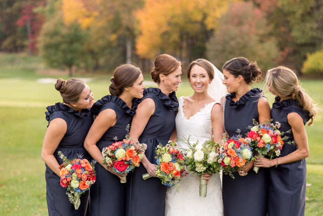Roeble Bridal Party