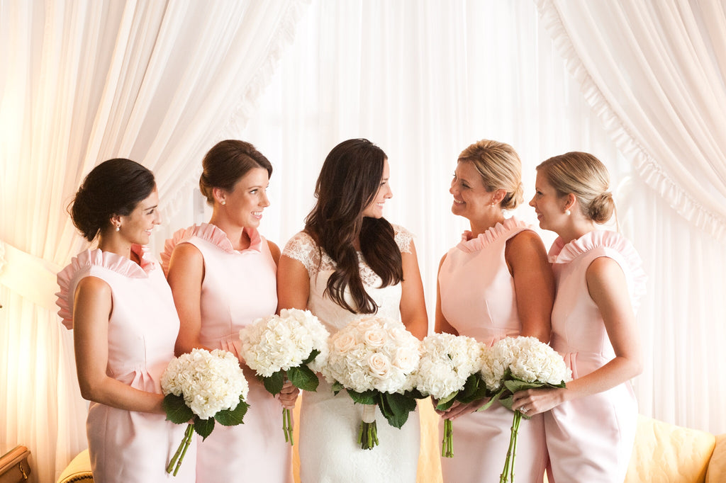 Pearcy Bridal Party