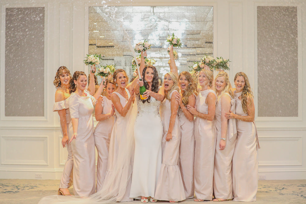 The Camilyn Beth Gown Collection for Bridesmaids