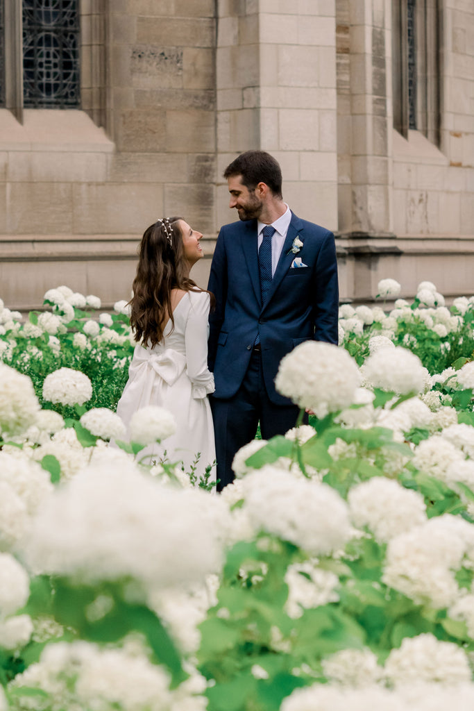 The Camilyn Beth Victoria Wedding Gown