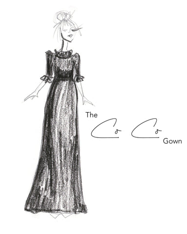 The Co Co Gown