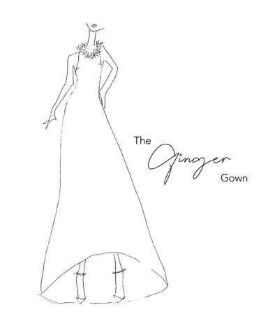 The Ginger Gown