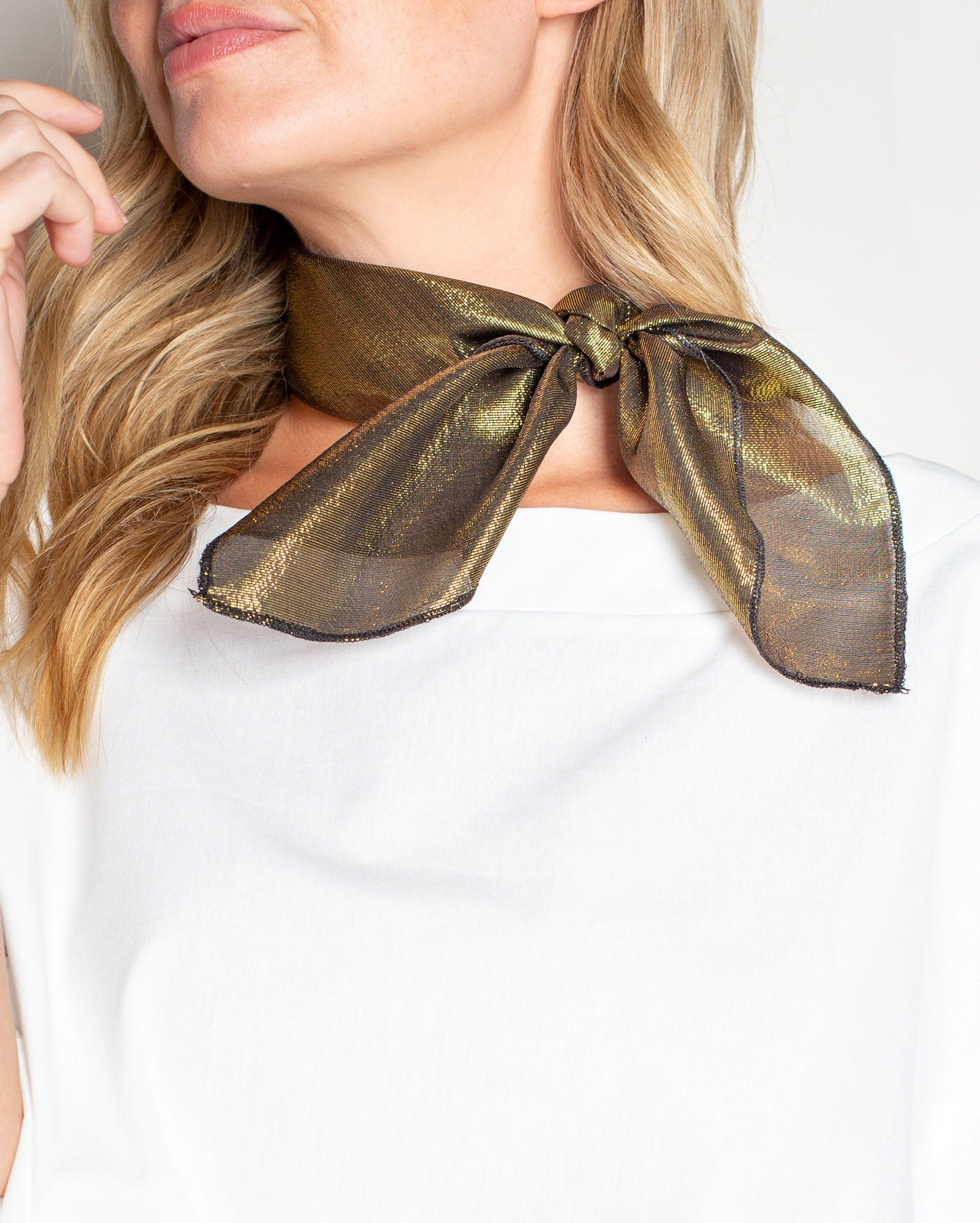 The Silk Square Scarf