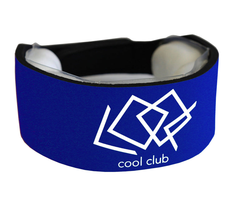blue marble cool collar cooling quicksnow