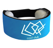 neon blue cool collar cooling quicksnow