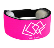 neon pink cool collar cooling quicksnow