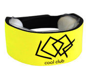 yellow cool collar cooling quicksnow