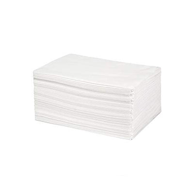 Eco DAVELEN Disposable Towels 20 Pack, 30 by 15 inches each. White Towels