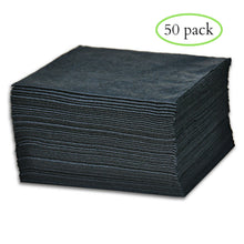 PREMIUM Large Disposable Towels (Black)