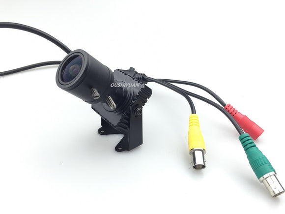 CCTV 2.0MP Full 1080P Lens Zoom 2.8-12mm HD-SDI Mini Box Camera