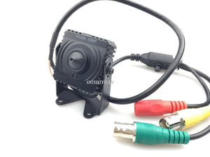 High Quality CCTV 2.0MP Full 1080P Lens 3.7mm HD-SDI Mini spy Pinhole Box Camera