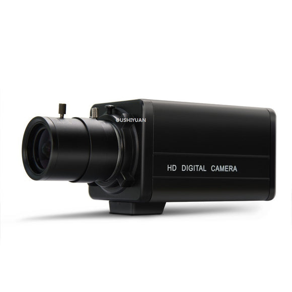 CCTV HD-SDI 2.0MP 1080P Lens 2.8-12mm HD-SDI Security Box Camera