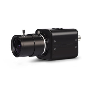 CCTV HD-SDI 2.0MP 1080P Zoom Lens 2.8-12mm Security Mini Box HD-SDI Camera