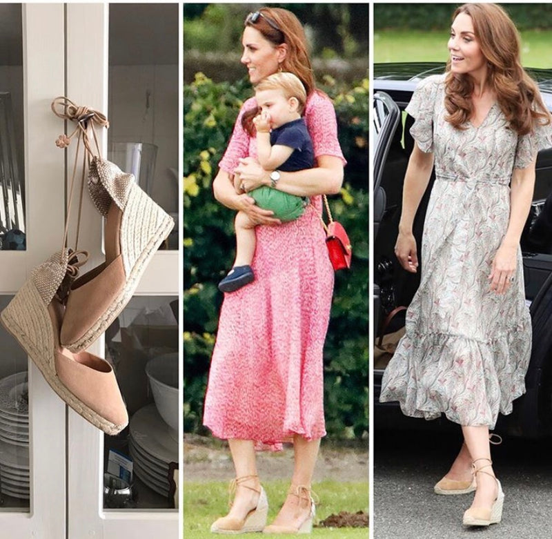 Get The Look: Duchess of Cambridge's summer wardrobe