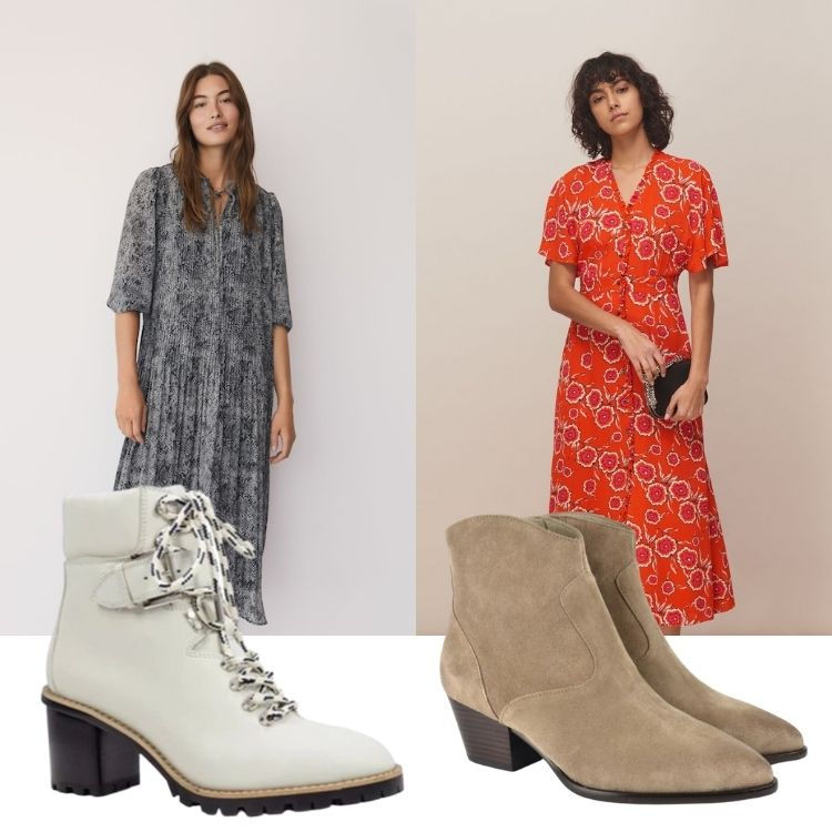4 boot looks to take your summer wardrobe into autumn
