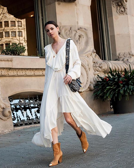 Cowboy boots - the hottest trend for autumn