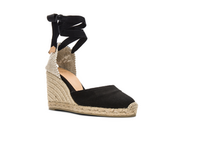 authentic raffia wedge espadrille brand UK