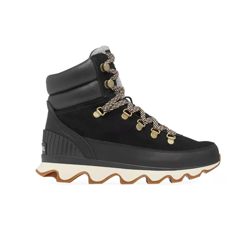 <transcy>Bottes noires Sorel Kinetic ™ Conquest</transcy>