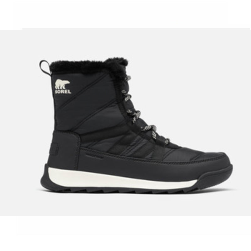 Sorel WHITNEY™ II Short Lace Black Boots