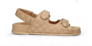 Serafini J.Connors White and Python Velcro Leather Trainers