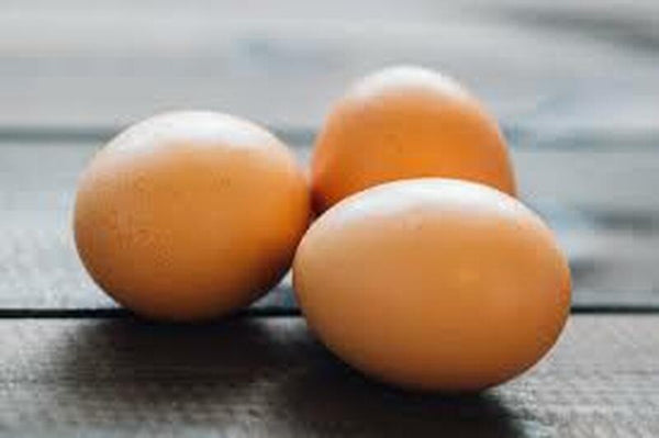 6 HEALTH BENEFITS OF ORGANIC EGGS