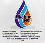 Alkaline Energy Alkaline Water Bottle w/ Beads - Organics.ph