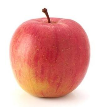 Apple Fuji (size 113, per piece) - Organics.ph