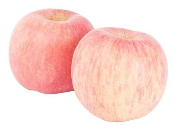 Apple Fuji (size 88, per piece) - Organics.ph