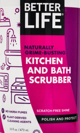 Better Life Natural Kitchen and Bath Scrubber (473ml) - Organics.ph