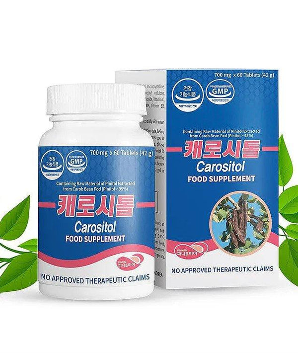 Carositol Pinitol Supplement - Organics.ph