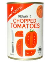 Ceres Organics Chopped Tomatoes (400g) - Organics.ph