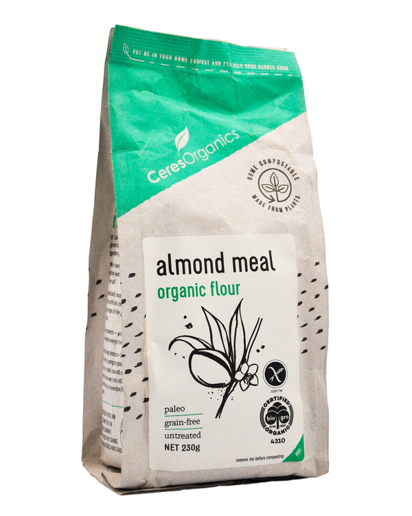 Ceres Organics Flour - Almond Meal (230g) - Organics.ph