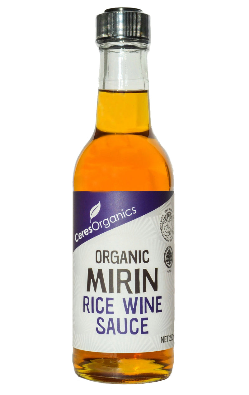 Ceres Organics Mirin (Rice Wine Sauce) - Organics.ph