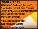 Ceres Organics Raw Wholefood Bar - Organics.ph