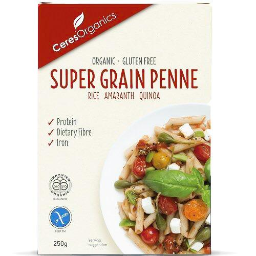 Ceres Organics Super Grain Pasta Penne - Organics.ph
