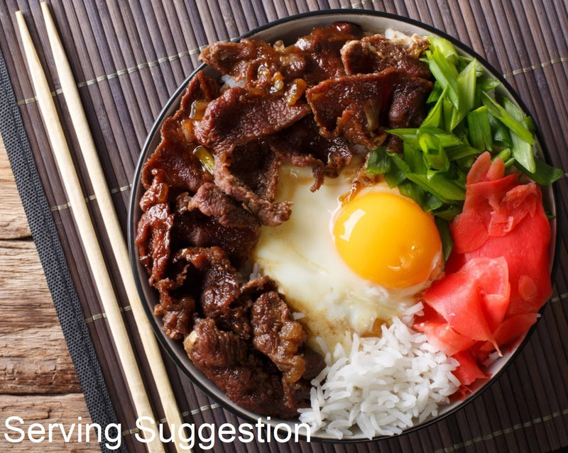 Down to Earth Beef Sukiyaki Cut - Organics.ph