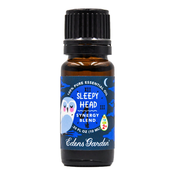 Eden's Garden Sleepy Head Essential Oil Blend (10ml) - Organics.ph