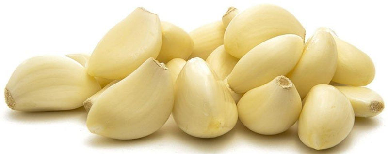 Garlic Peeled (250grams) - Organics.ph