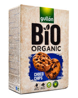 Gullon Bio Organic Cookies - Chocolate Chips (250g) - Organics.ph